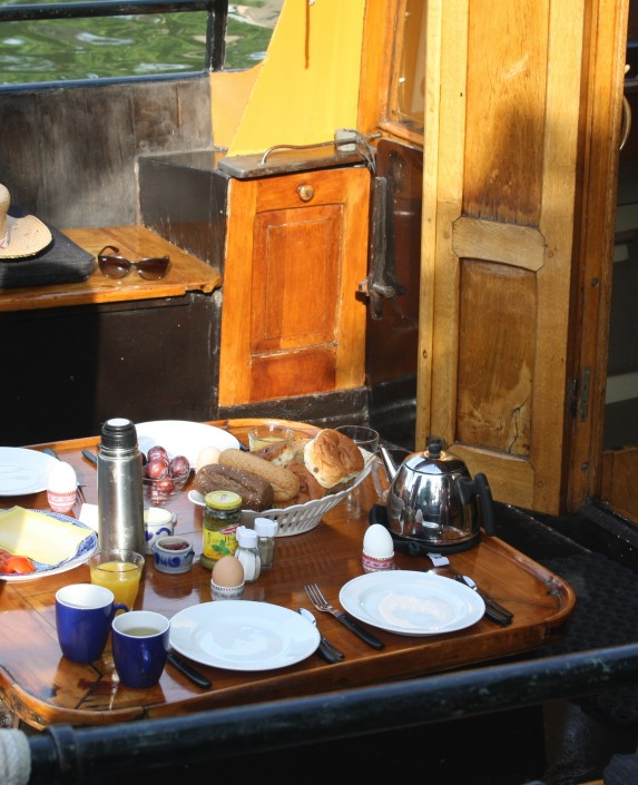 bed and breakfast met ontbijt